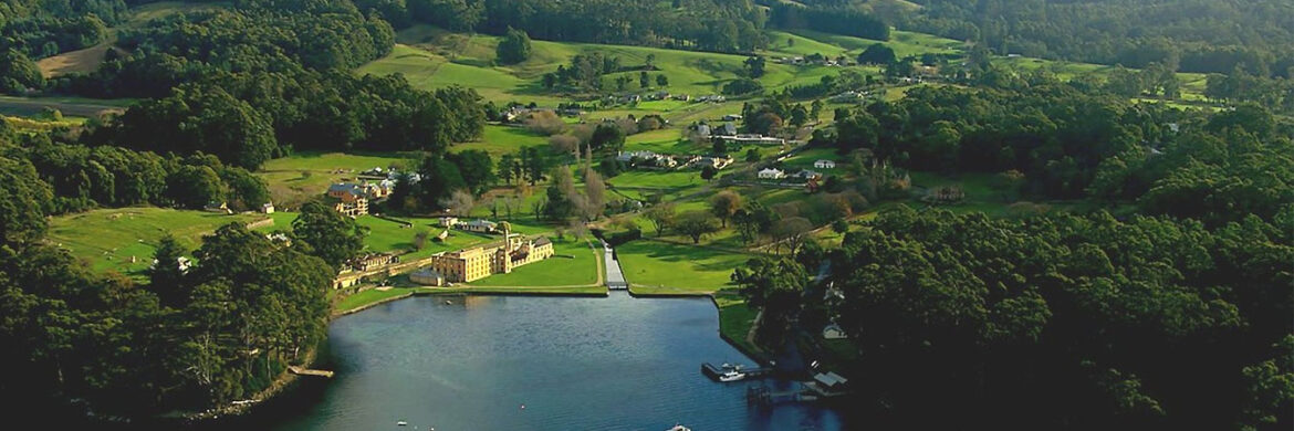 Full Day Tour Tasman Island Cruise Dan Port Arthur from Hobart