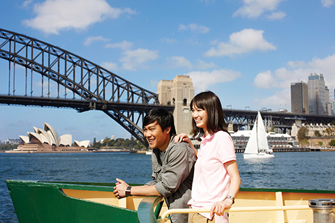 Sydney City Tour with Cruise Experience