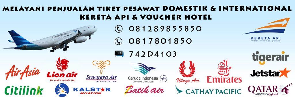 Tiket Pesawat Jakarta Jogja Lion Air