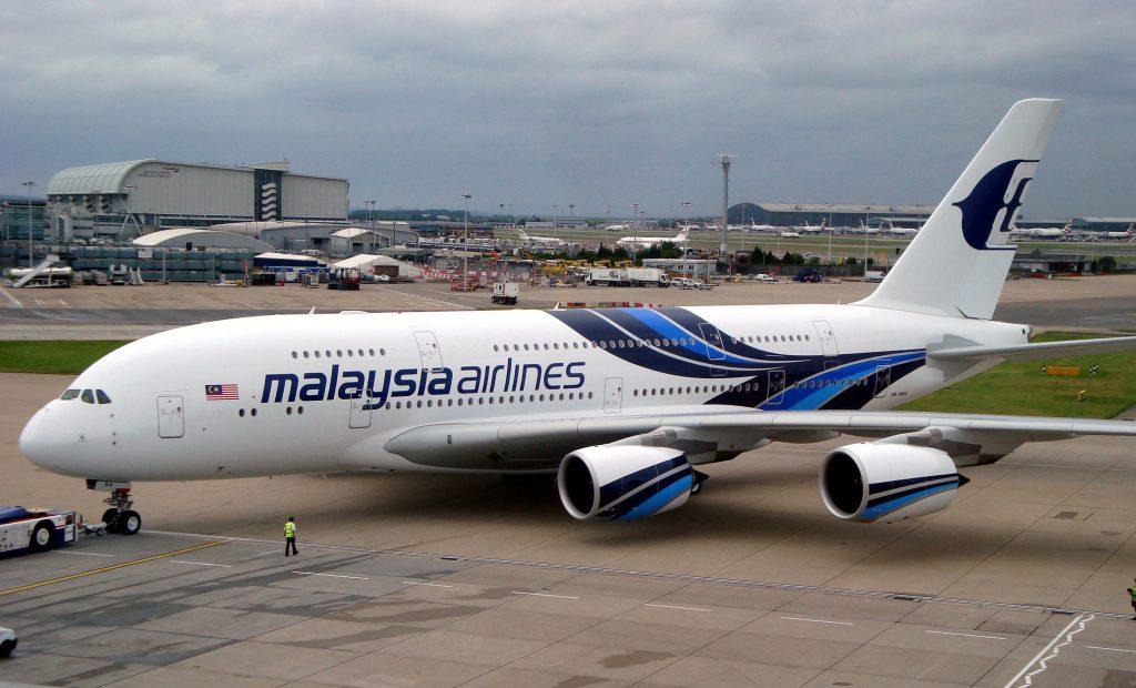 Harga Tiket Murah Malaysia Airlines