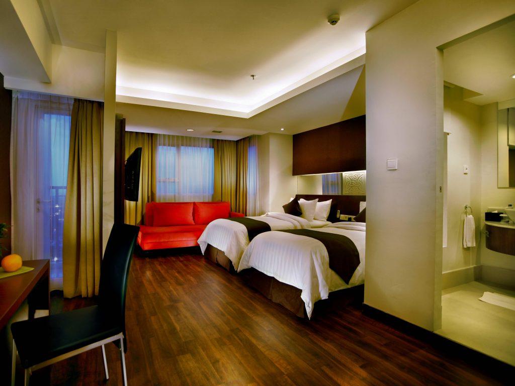 Kamar Hotel Mewah Di Jakarta