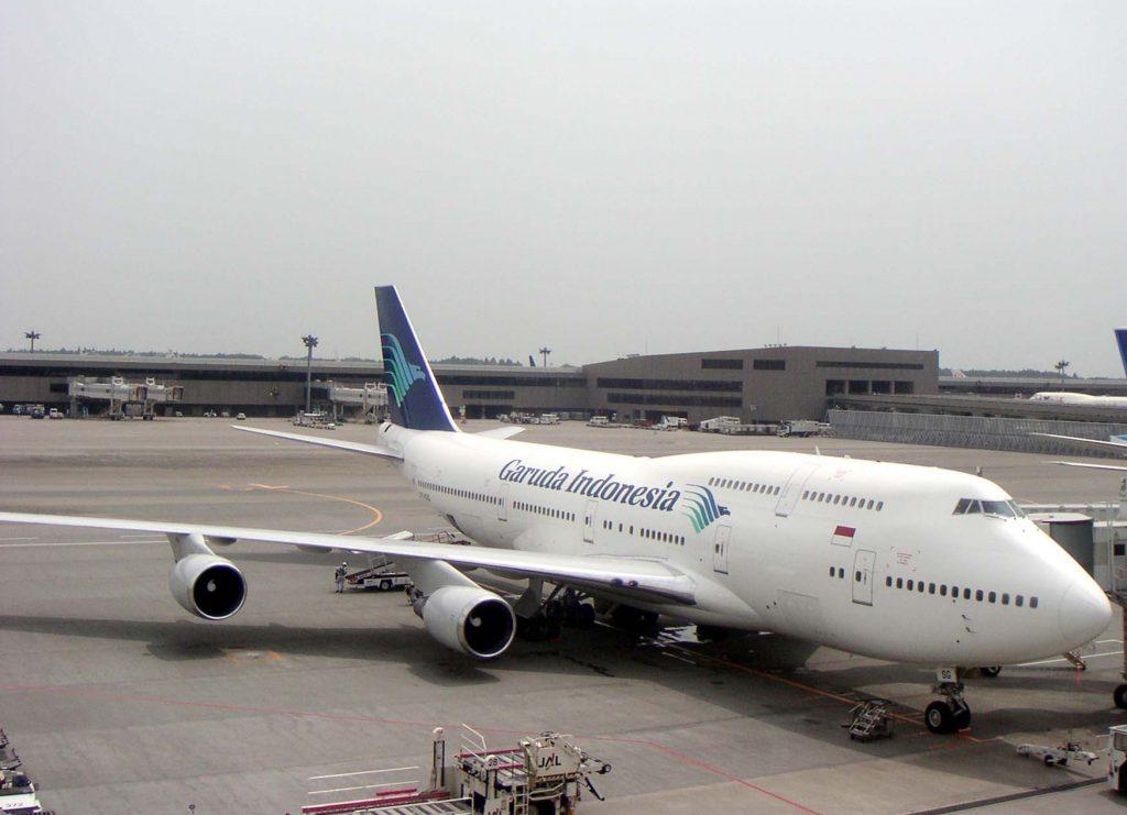 Booking Tiket Pesawat Garuda Indonesia Online