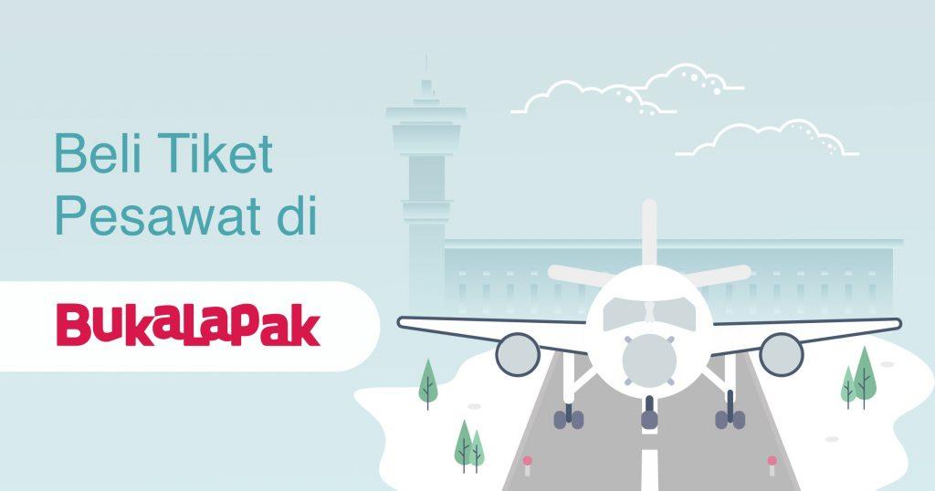 Tempat Booking Tiket Pesawat Murah