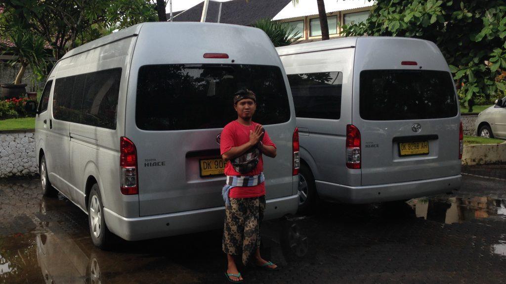 Bali Car Tour Service