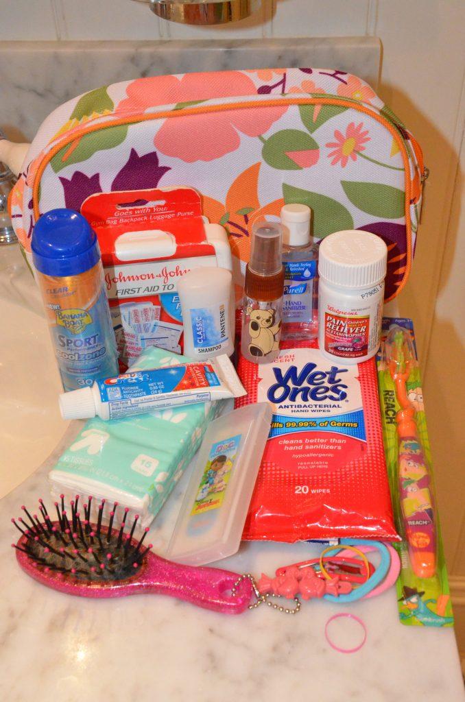 Women S Travel Toiletry Bag Target