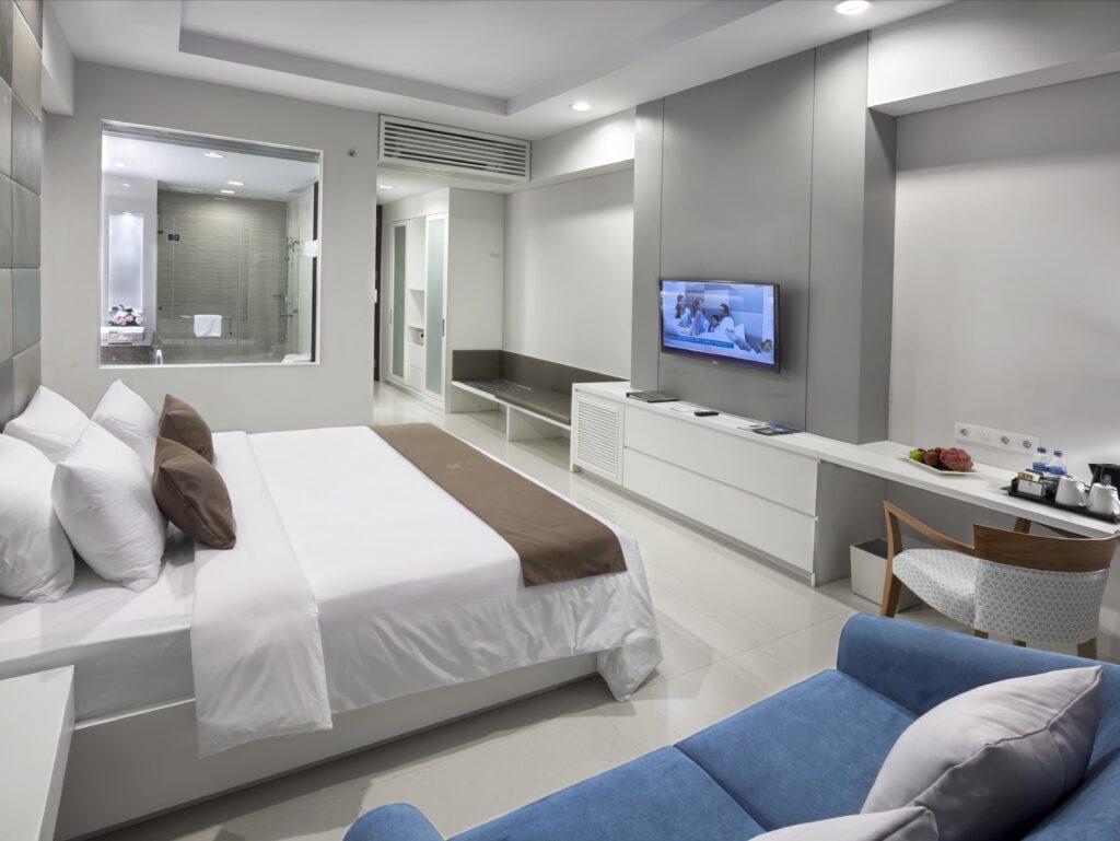 R Hotel Rancamaya Lagoon