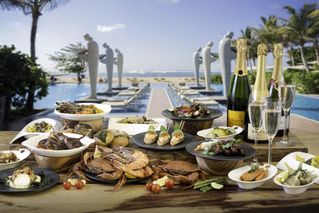 Harga Buffet Hotel Mulia Bali