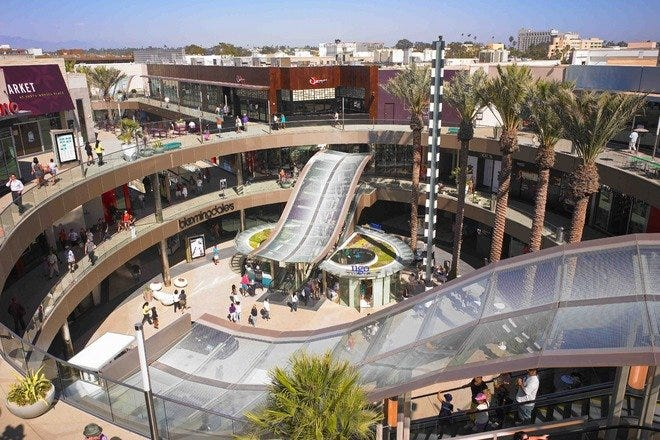 L.A.'s best-loved shopping spots, ranging from glam to groovy