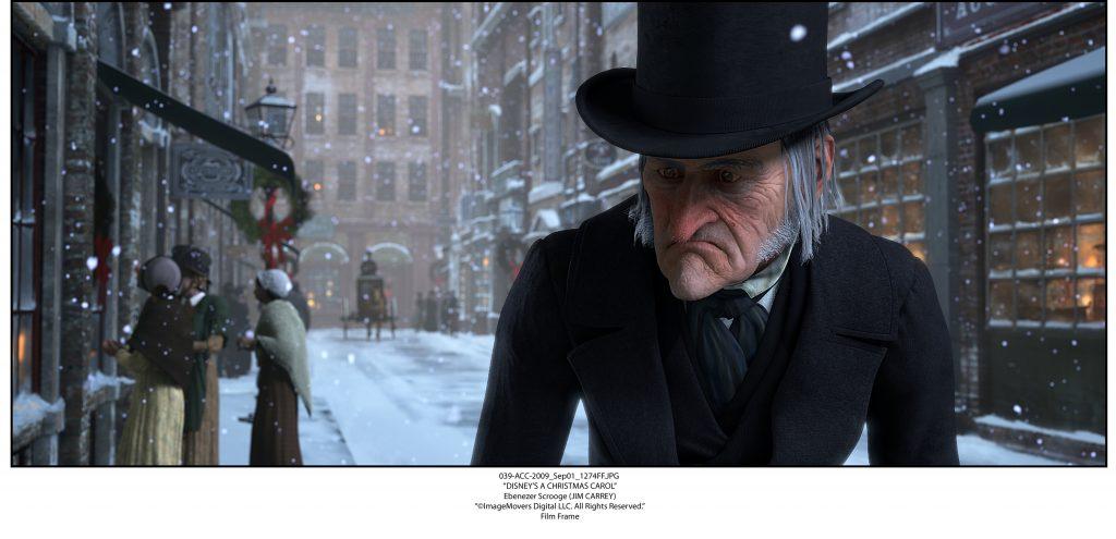 A Christmas Carol Movie Jim Carrey Trailer Order Click Here