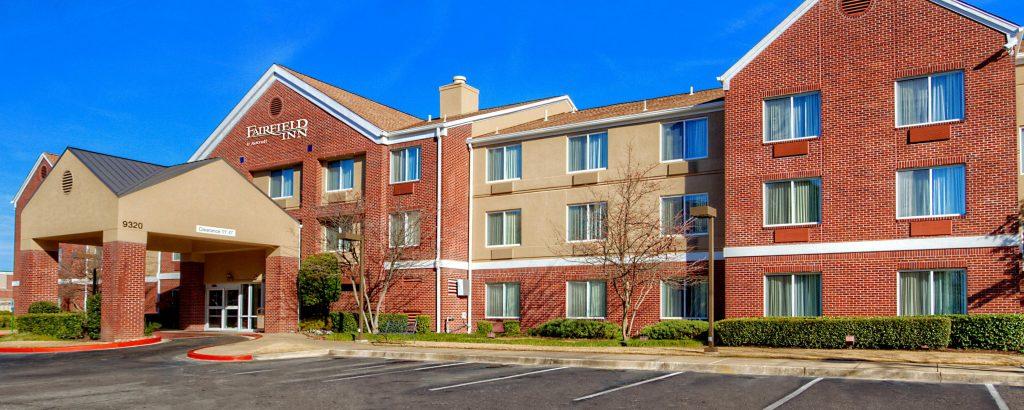 Fairfield Inn & Suites By Marriott Memphis Germantown Germantown Tn 38138